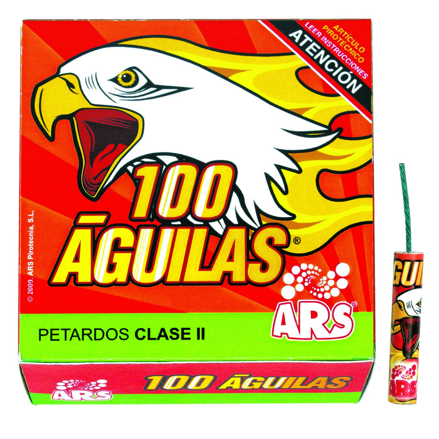 100 Aguiles