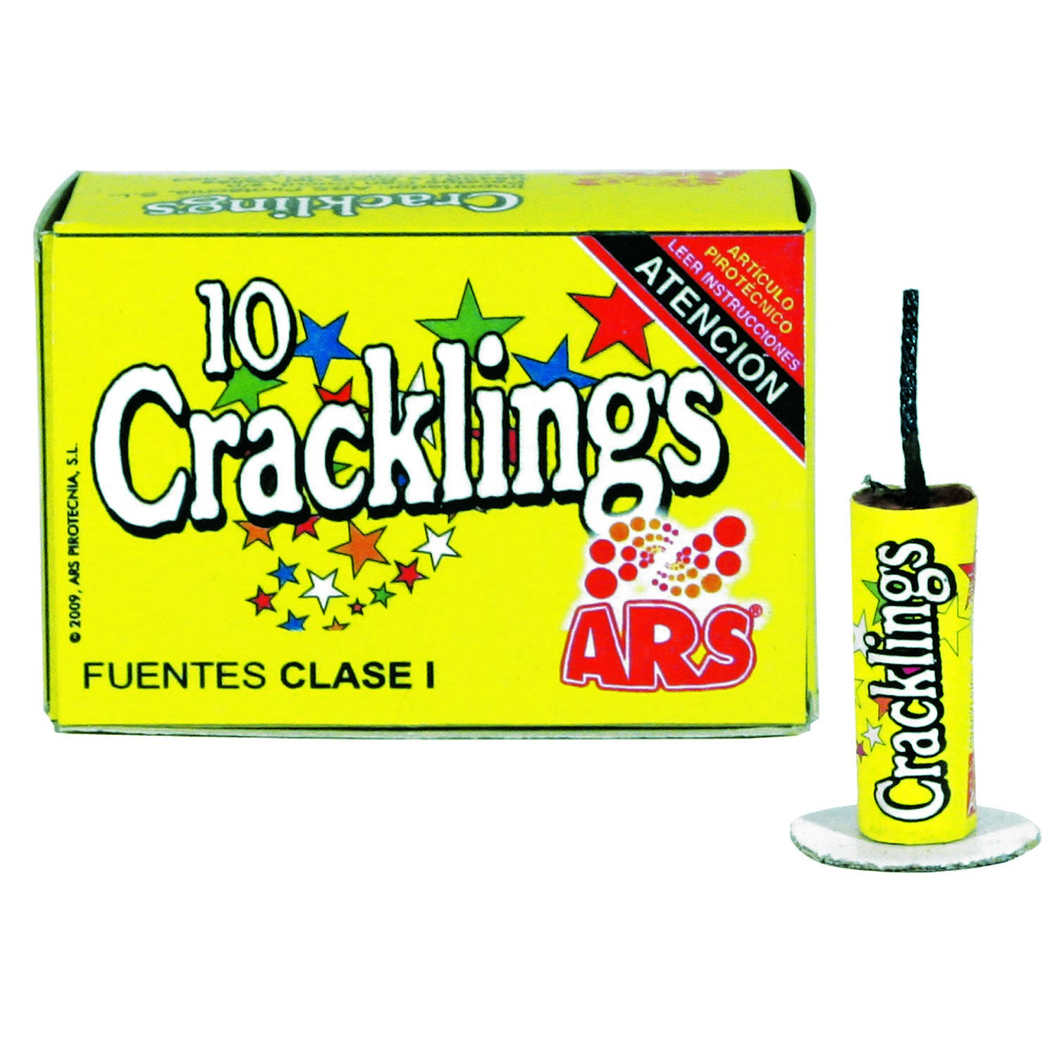 Fuentes Cracklings
