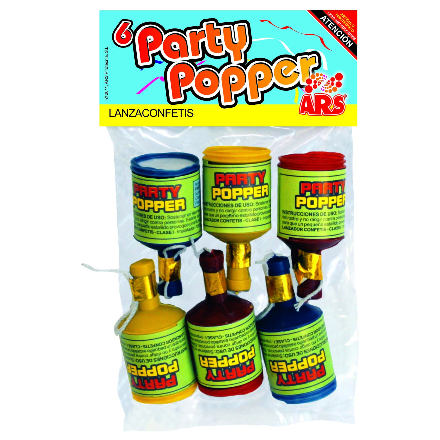 Party Popper 6